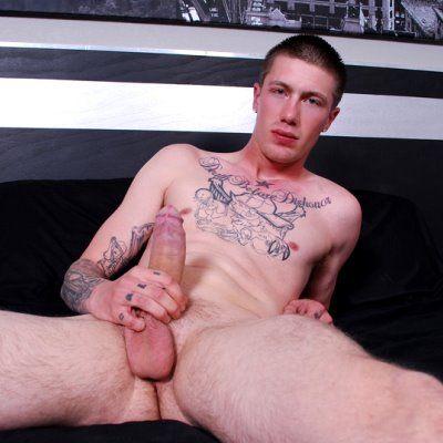 Huge Uncut Amateur Cock | Daily Dudes @ Dude Dump