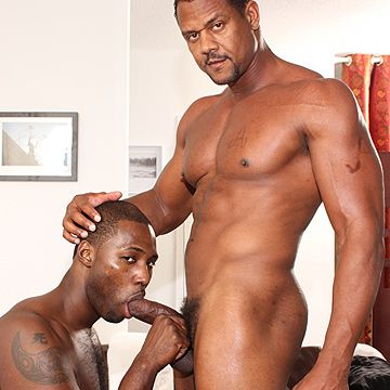 Hung Black Hunks Fuck | Daily Dudes @ Dude Dump
