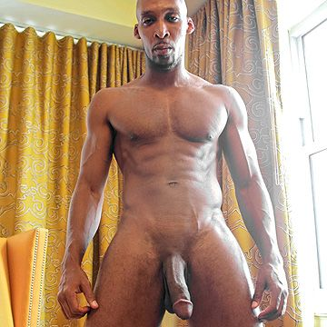 Hung Black Stud Ramsees | Daily Dudes @ Dude Dump