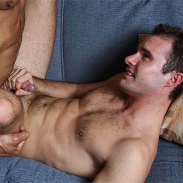 Hung Bodybuilder Lorrenzo Ravages Cameron's Ass   Daily Dudes @ Dude Dump