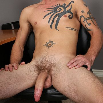 Hung Straight Lad Trey | Daily Dudes @ Dude Dump