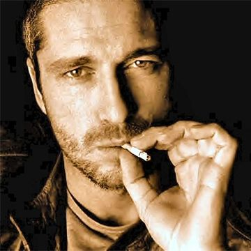 Hunk Du Jour – Gerard Butler – Masculinity Is Fash | Daily Dudes @ Dude Dump