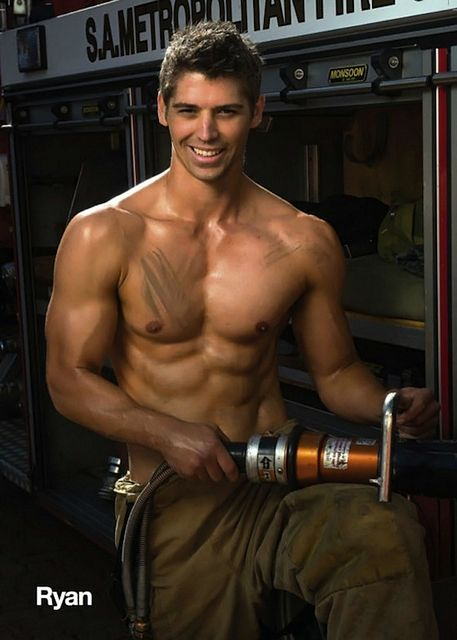 Hunky Australian Firefighters | Daily Dudes @ Dude Dump