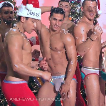 """Hunky Santas: Jingle Bells"" 