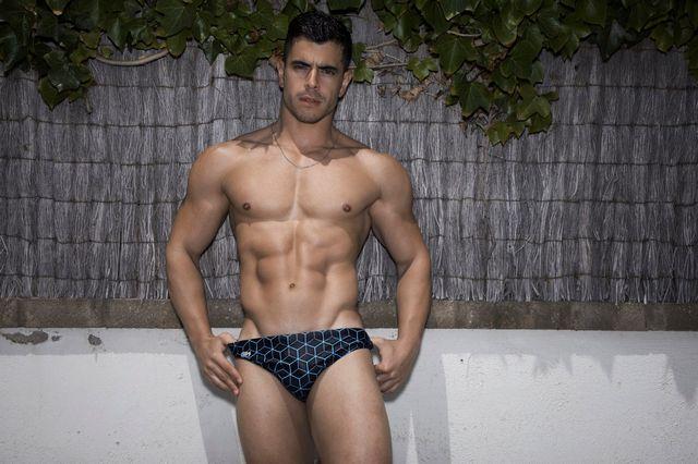 Ignacio Perez Rey For Garçon Model – MiUPhotoblog | Daily Dudes @ Dude Dump
