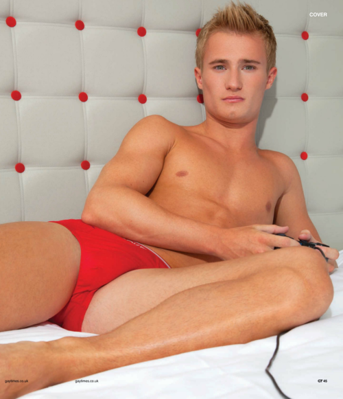 In bed with: Jack Laugher | Daily Dudes @ Dude Dump