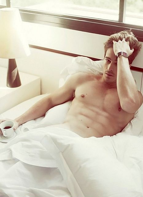 In Bed With Tiago Gaiotto   Daily Dudes @ Dude Dump