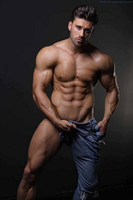 Incredible Hunk Liam Jolley Is Looking Fine | Daily Dudes @ Dude Dump