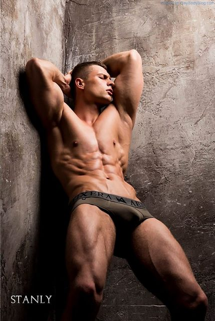 Incredible Hunks By Stanly | Daily Dudes @ Dude Dump