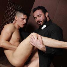 Intense Confessional Fuck! | Daily Dudes @ Dude Dump