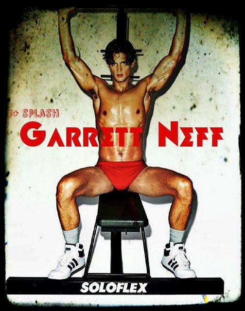J+ Splash: Garrett Neff   Daily Dudes @ Dude Dump