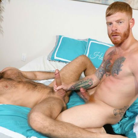 Jack Andy & Bennett Anthony | Daily Dudes @ Dude Dump