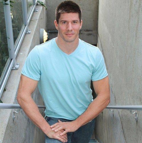Jake Bane, Muscular Recruit Jerks off   Daily Dudes @ Dude Dump