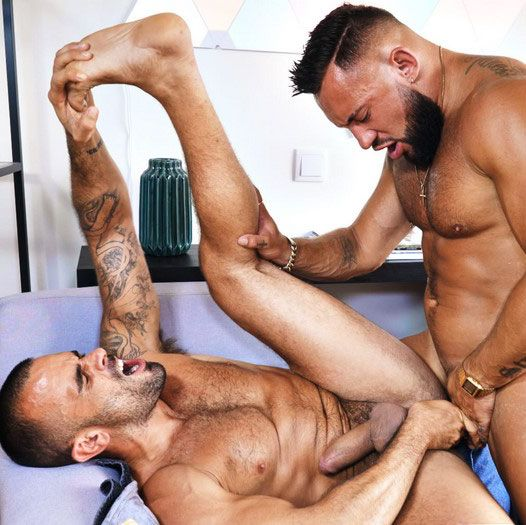 Jake Cook and Damien Crosse | Daily Dudes @ Dude Dump