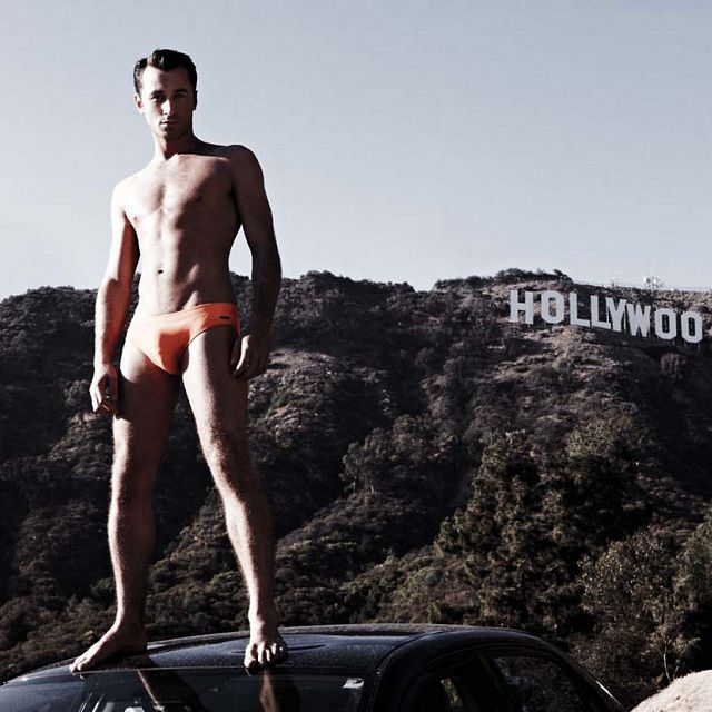 James Deen going Hollywood | Daily Dudes @ Dude Dump