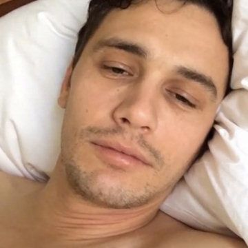 James Franco being weird again | Flesh 'n' Boner | Daily Dudes @ Dude Dump