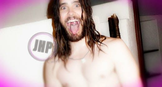 Jared Leto by Terry Richardson | Daily Dudes @ Dude Dump