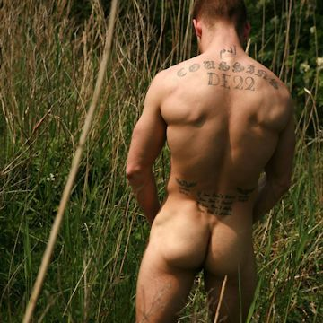 Jason nude in nature | Daily Dudes @ Dude Dump