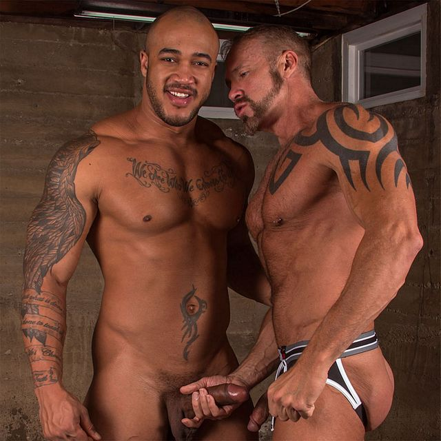 Jason Vario fucks Dallas Steele | Daily Dudes @ Dude Dump