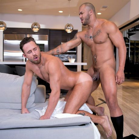 "Jason Vario & Logan Moore in ""Hungry For Moore 