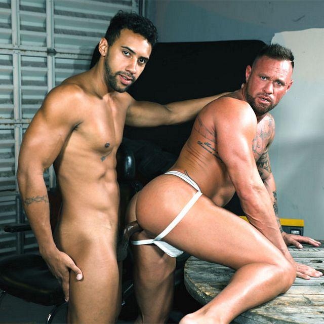 Jay Alexander & Michael Roman | Daily Dudes @ Dude Dump