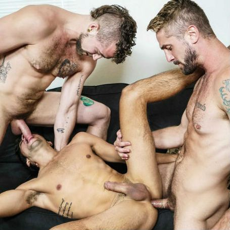 Jay Austin, Titus and Wesley Woods | Daily Dudes @ Dude Dump