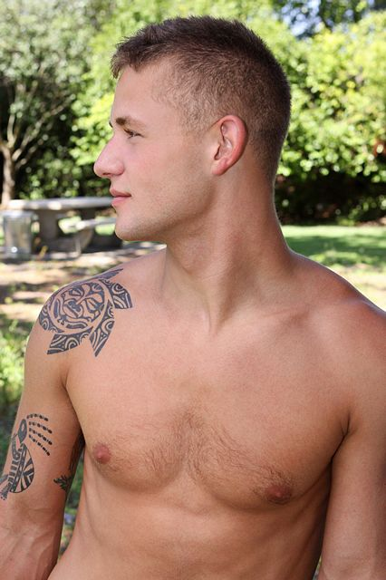JC a hidden eye candy on Sean Cody | Daily Dudes @ Dude Dump