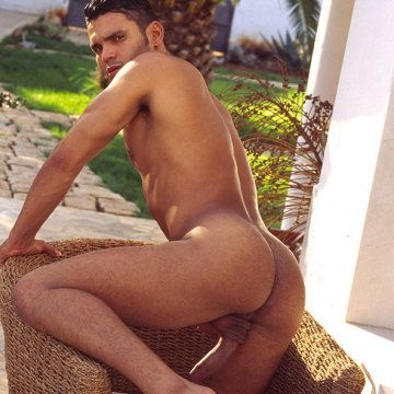 Jean Franko feeling a little prick | Daily Dudes @ Dude Dump