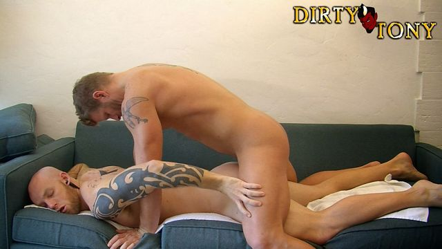 Jeremy Stevens drillz Paul Stack | Daily Dudes @ Dude Dump