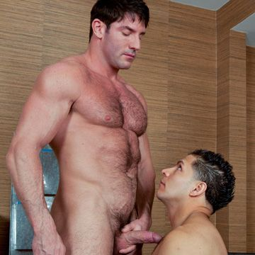 Jeremy Walker Fucks Jorge Fusco | Daily Dudes @ Dude Dump