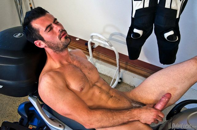 Jerking off with Brock Cooper at Jerk Off Jock | Daily Dudes @ Dude Dump