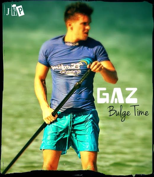 JHP Bulge: Gaz from Geordie Shore | Daily Dudes @ Dude Dump