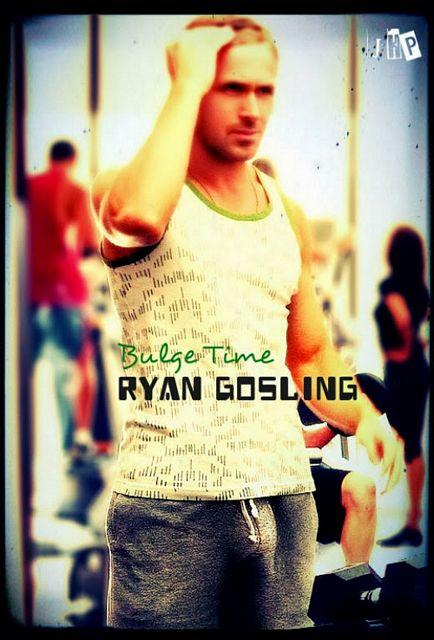 JHP Bulge: Ryan Gosling | Daily Dudes @ Dude Dump