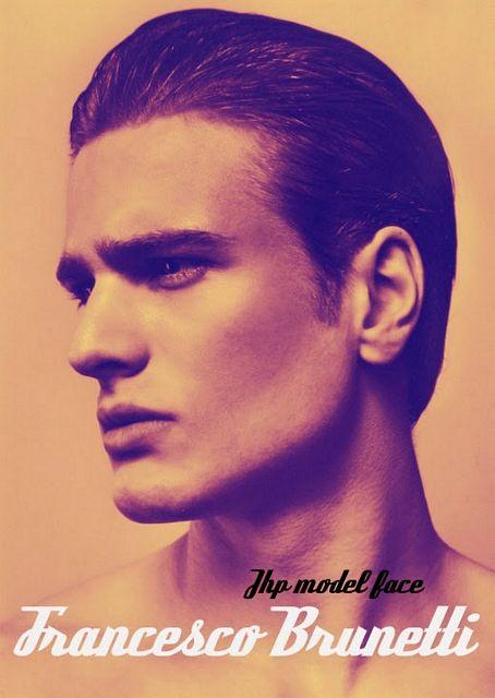 JHP Modelface: Francesco Brunetti | Daily Dudes @ Dude Dump