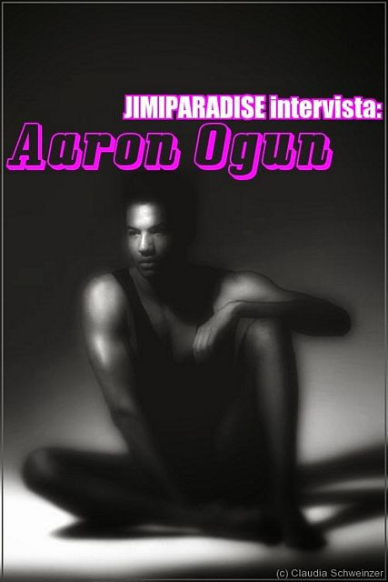 Jimi Paradise ineterview model Aaron Ogun | Daily Dudes @ Dude Dump