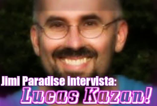 Jimi Paradise interviews Lucas Kazan | Daily Dudes @ Dude Dump