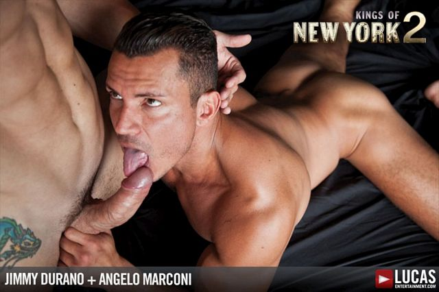 Jimmy Durano fucks Angelo Marconi | Daily Dudes @ Dude Dump