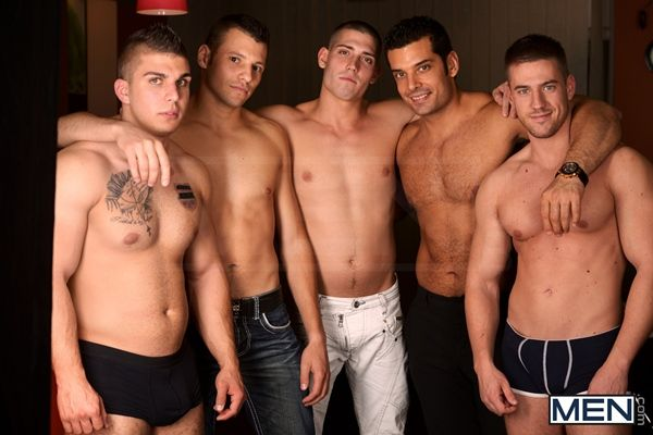 Jizzorgy – Men in Budapest 6 | Daily Dudes @ Dude Dump