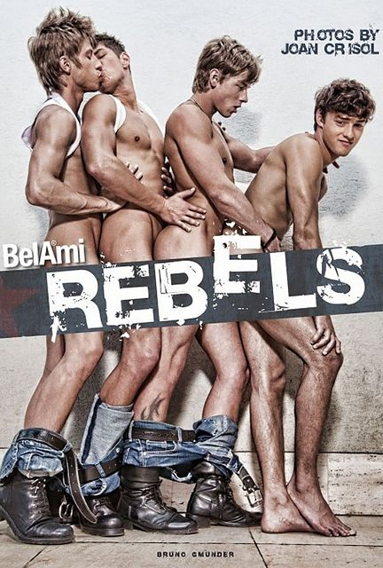 Joan Crisol – Bel Ami Rebels | Guys R Us – We'v | Daily Dudes @ Dude Dump