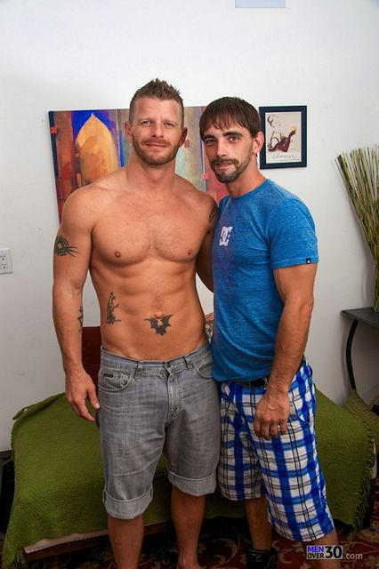 Jock Top Jeremy Stevens Fucks Joe Parker | Daily Dudes @ Dude Dump