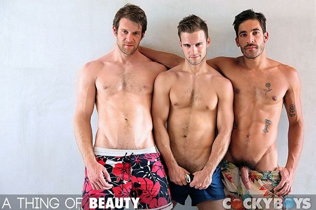 Joe Knows Gay Porn Reviews Cocky Boys 3some | Daily Dudes @ Dude Dump