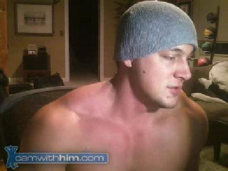 Joey D Flexing And Showing Off   Sexy Muscle Guys   Daily Dudes @ Dude Dump