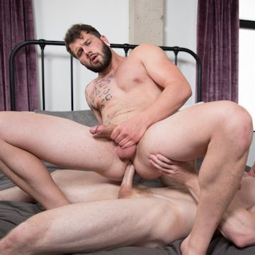 Johnny & Markie flip-fuck | Daily Dudes @ Dude Dump