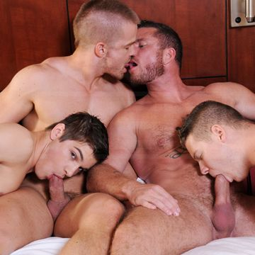 Johnny Rapids Incredible Gay Orgy | Daily Dudes @ Dude Dump
