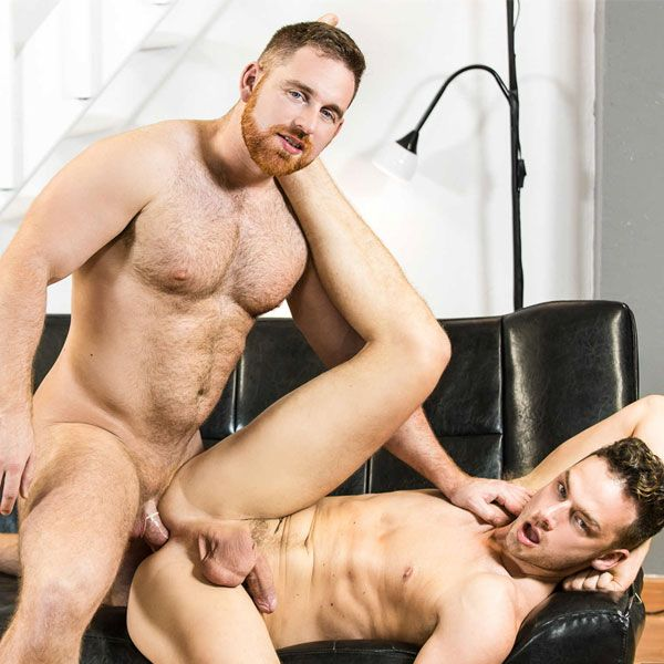 Jonas fucks Damon Heart | Daily Dudes @ Dude Dump