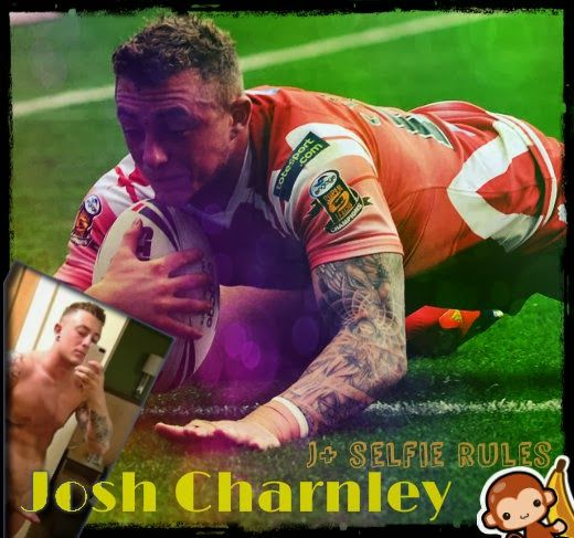 Josh Charnley Exposed – JHP+ | Daily Dudes @ Dude Dump