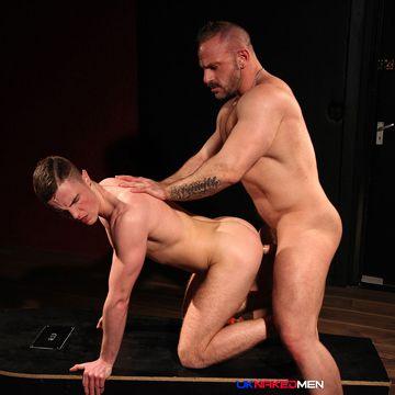 JP Dubois Gets The Hard Daddy Dick Of Samuel Colt | Daily Dudes @ Dude Dump