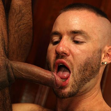 Justin King Loves this Big Fat Dick | Daily Dudes @ Dude Dump