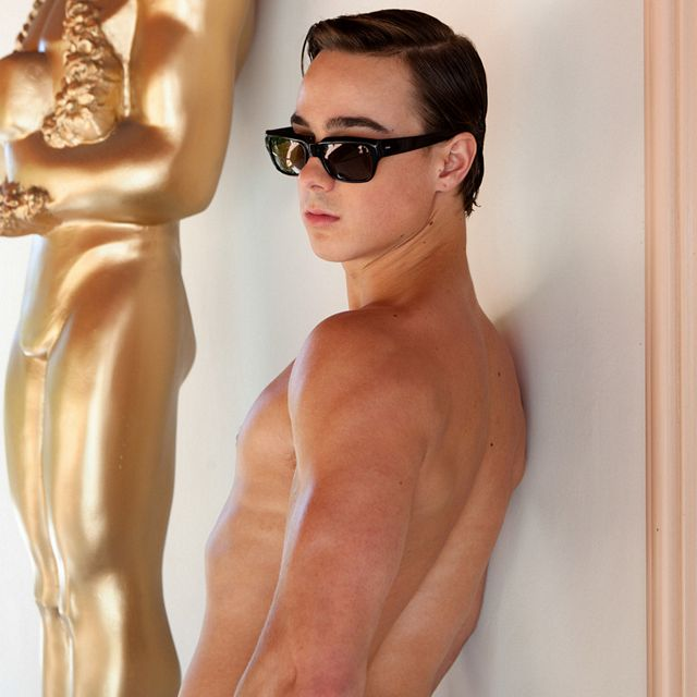 Justin Owen goes Hollywood | Daily Dudes @ Dude Dump