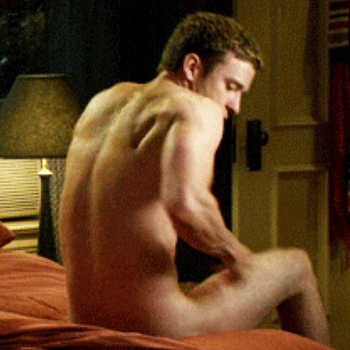 Justin Timberlake nude | Daily Dudes @ Dude Dump